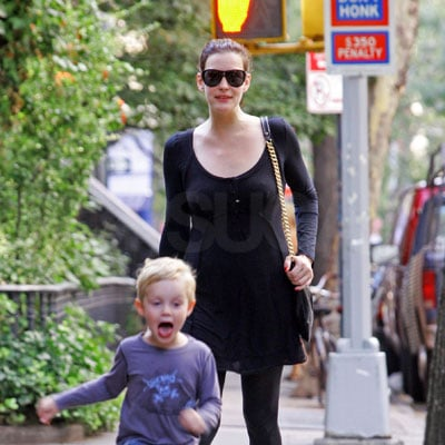 Liv Tyler and Milo Langdon Out in NYC