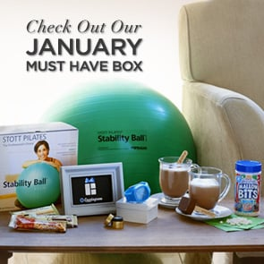 POPSUGAR Must Have Box January Contents