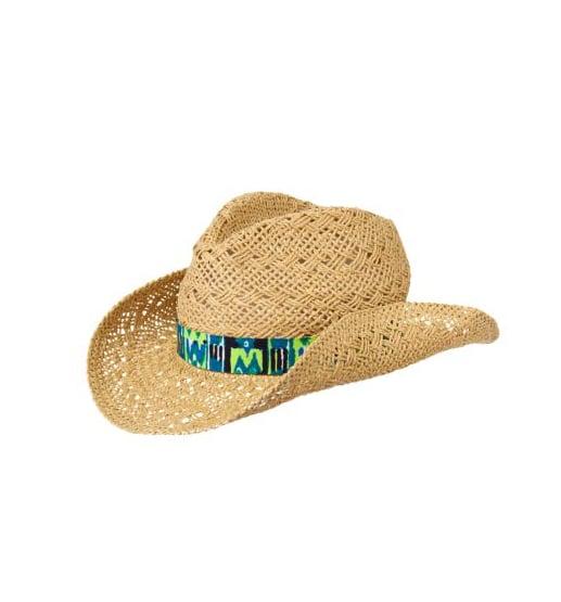 Straw Cowgirl Hat