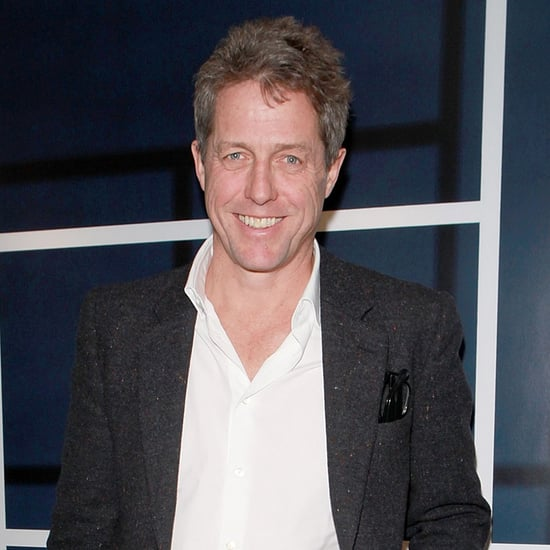 Hugh Grant Welcomes His Fourth Child