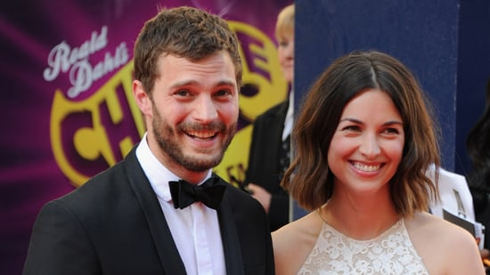 'Fifty Shades of Grey' Star Jamie Dornan Welcomes Baby Number Two -- It's a Girl!