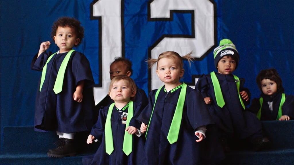 """NFL's """"Super Bowl Babies Choir"""" (2016)"""