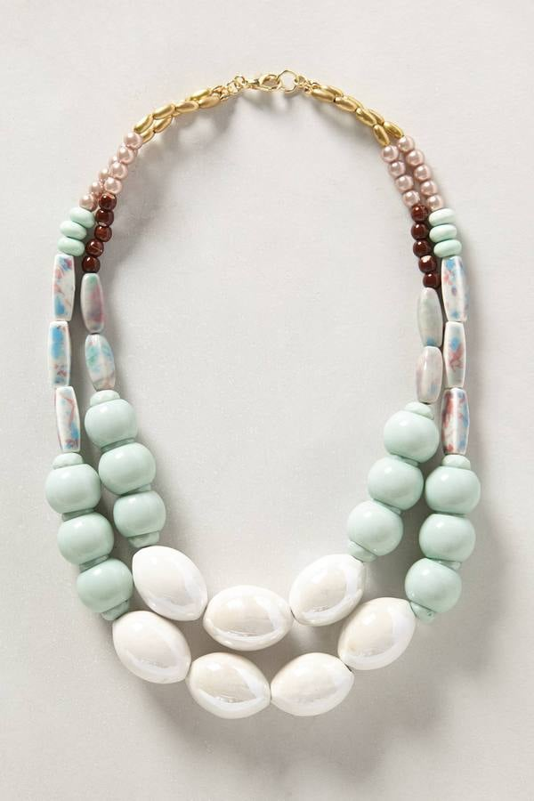 Anthropologie Bonny Pastel Necklace ($48)