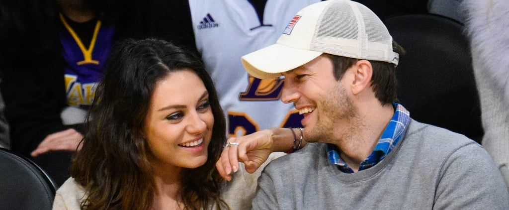Mila Kunis Opens Up About the Night Her Relationship With Ashton Kutcher Turned Romantic