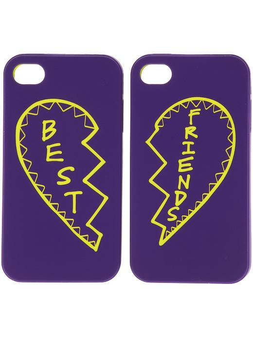 Best Friends iPhone Case Set