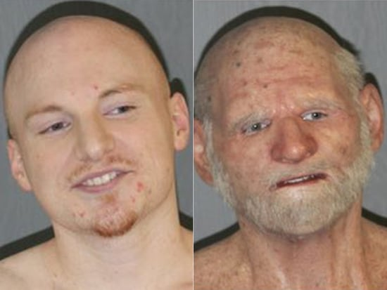 31-Year-Old Alleged Fugitive Attempts to Escape the Police by Disguising Himself as an Elderly Man: Cops