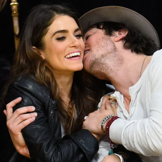 Ian Somerhalder and Nikki Reed Cute Pictures