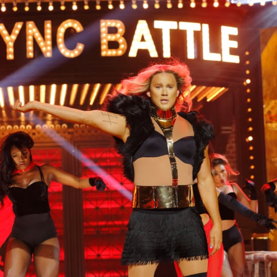 Channing Tatum Jenna Dewan Lip Sync Battle Video