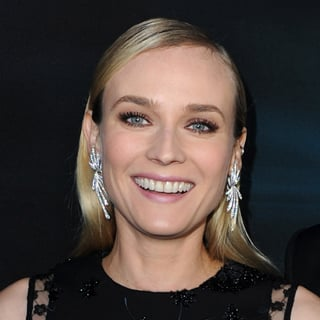 Best Celebrity Hair & Beauty Looks: Diane Kruger, Megan Gale
