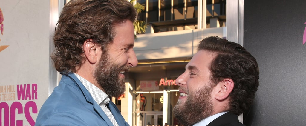 A Few Important Bromances Blossomed at the War Dogs Premiere in NYC