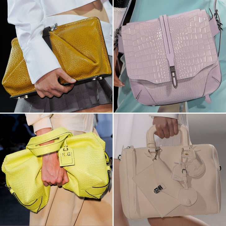 Get Up Close With the Best Runway Bags From NYFW Spring 2014