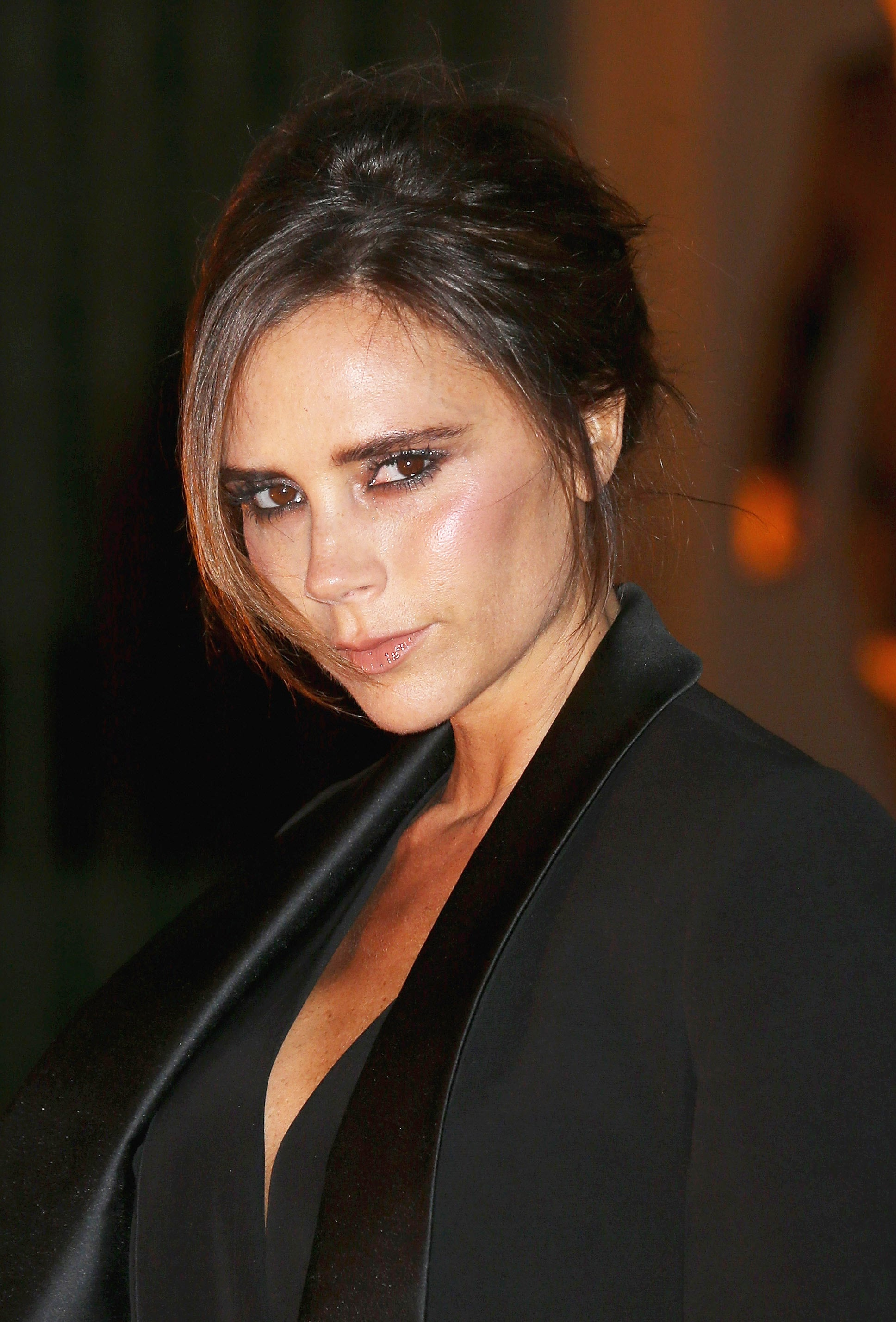 Victoria Beckham at An Evening to Celebrate The Global Fund.