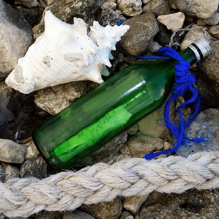 Send a Message in a Bottle