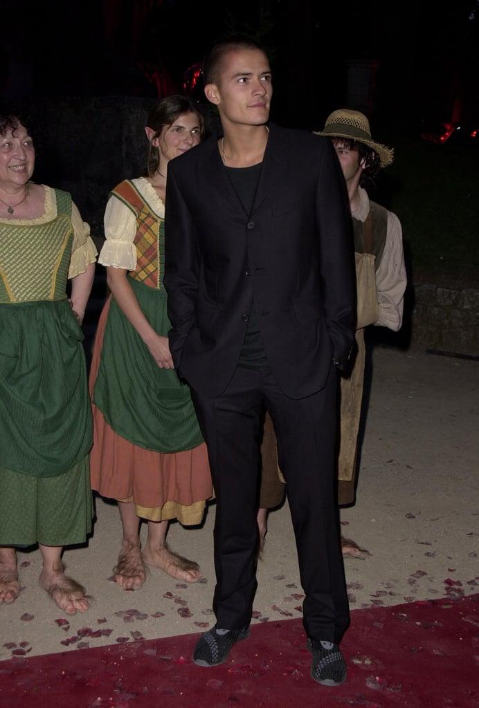 Orlando Bloom, 2001