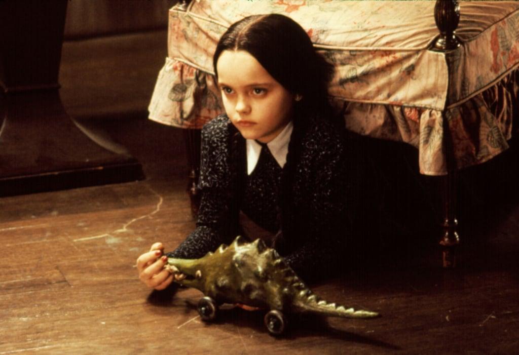 Wednesday Addams: The Inspiration