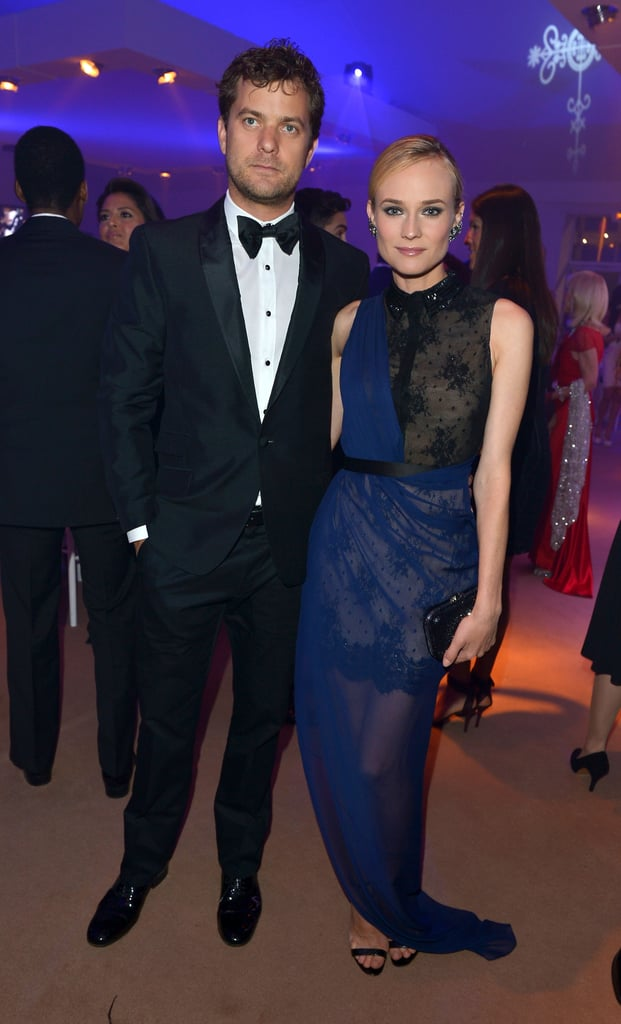 Joshua Jackson and Diane Kruger attended the Haiti Carnival in Cannes event.