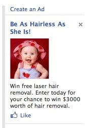 Is This the Worst Facebook Ad Ever?