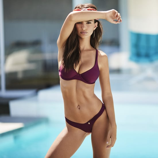 Emily Ratajkowski's Amore + Sorvete Swimsuit Campaign Photos
