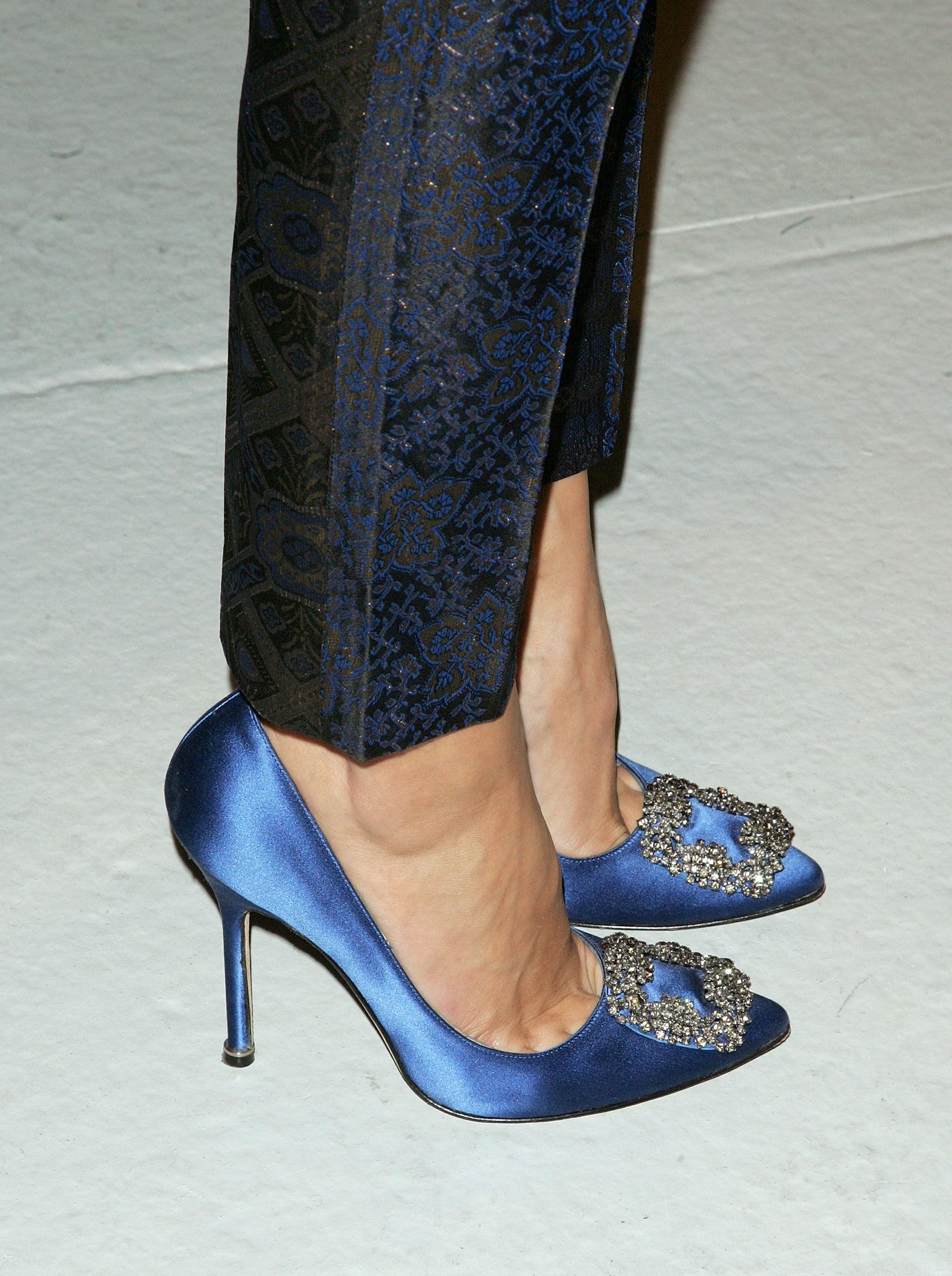 Olivia Palermo Wedding Shoes