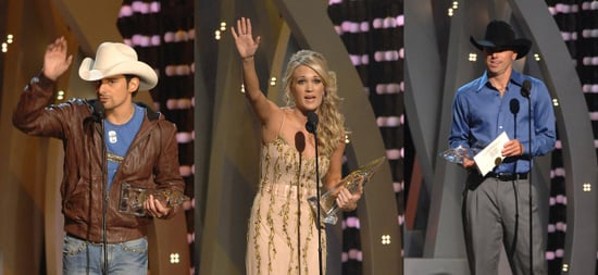 Underwood, Chesney, Paisley Take Top CMA Honors