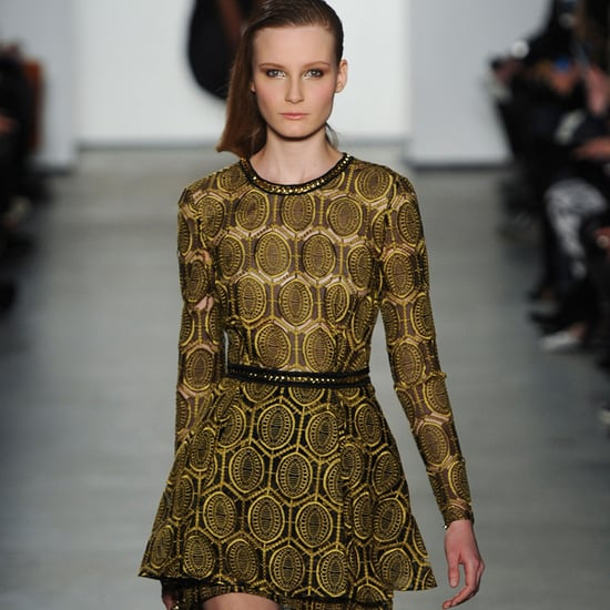 Sass & Bide Fall 2014 Runway Show | New York Fashion Week
