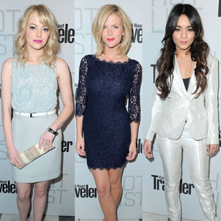 Pictures of Conde Nast Traveler Hot List Party