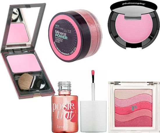 Bright Pink Blushes
