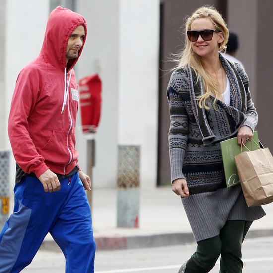 Kate Hudson With Matthew Bellamy in LA | Pictures