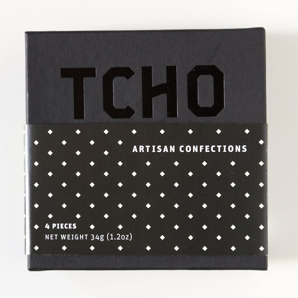 Tcho Artisan Confections 4-Piece Winter Assortment Gift Box
