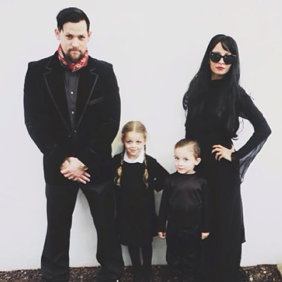 Nicole Richie's Family Halloween Costumes