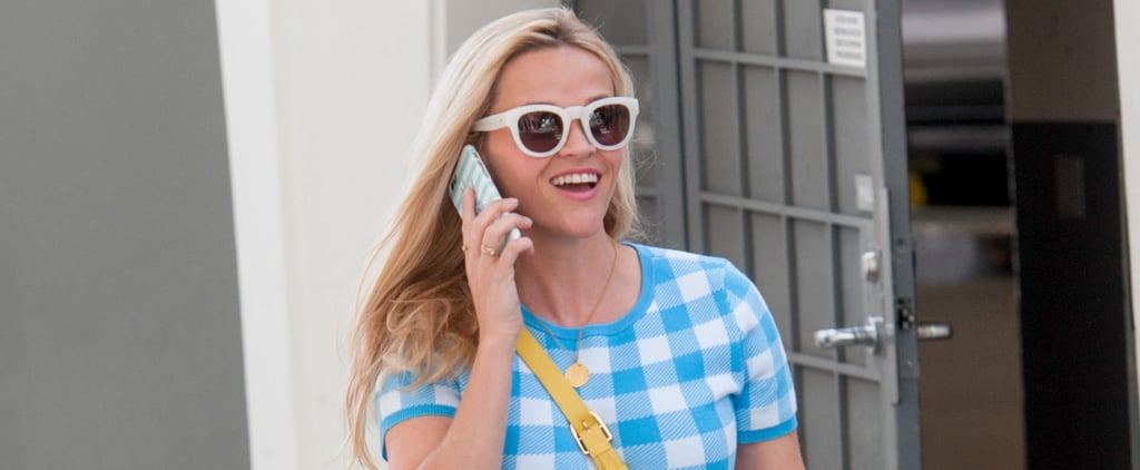 Reese Witherspoon Looks Like an Actual Ray of Sunshine During Her Outing in LA
