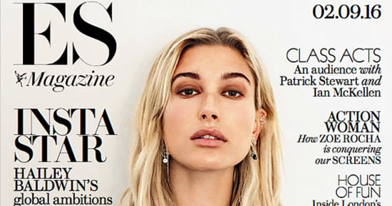Hailey Baldwin Reveals Her Celebrity Crush: 'I Am Obsessed With John Mayer'