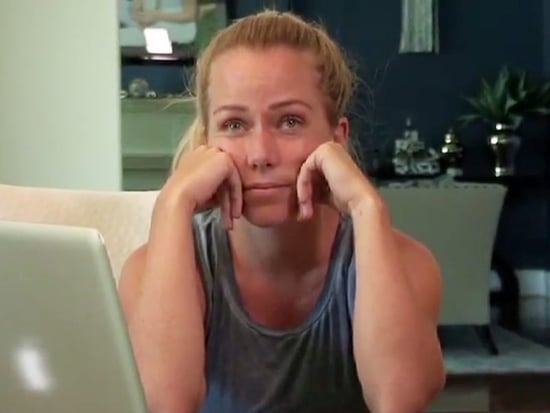 See Kendra Wilkinson's Tearful Reunion with Her Brother Colin After a Bitter, Two-Year Estrangement