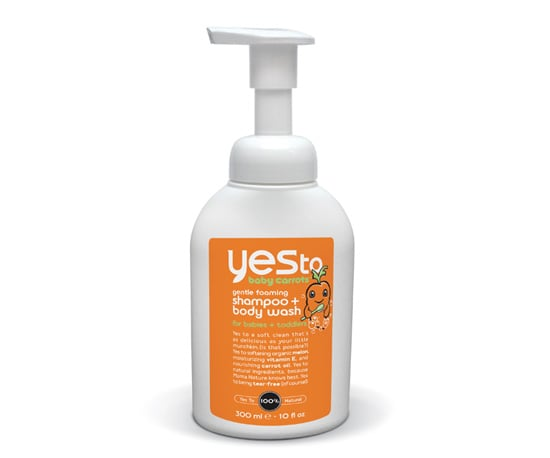 Yes to Carrots Shampoo and Body Wash