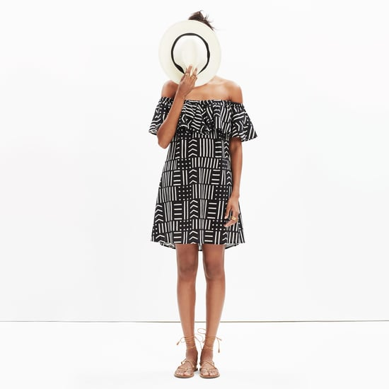 Spring Style | Off-the-Shoulder Dress Trend