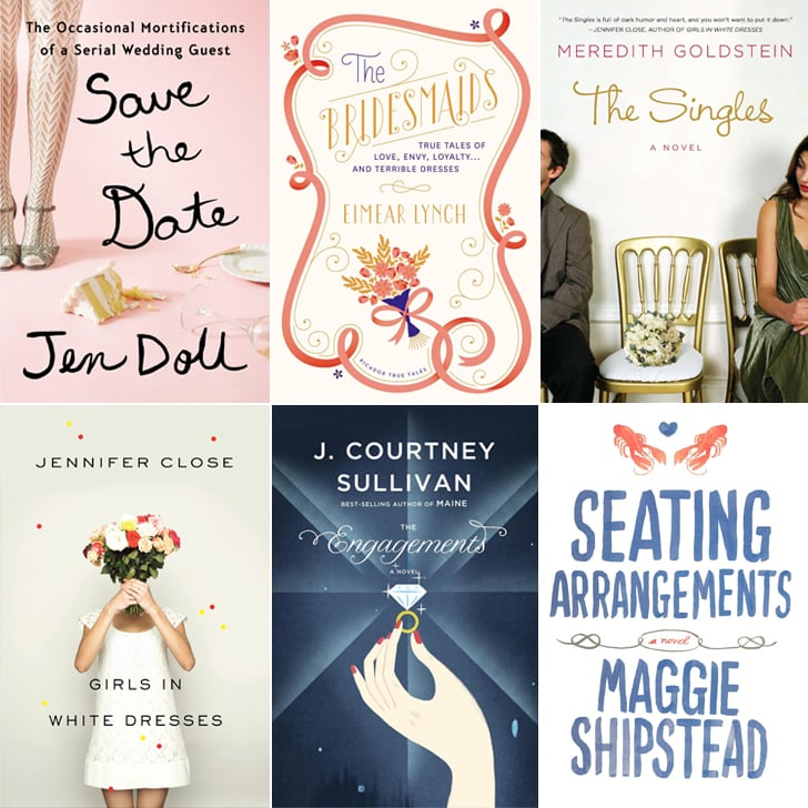 Love It or Hate It —the 17 Books You Need to Read This Wedding Season