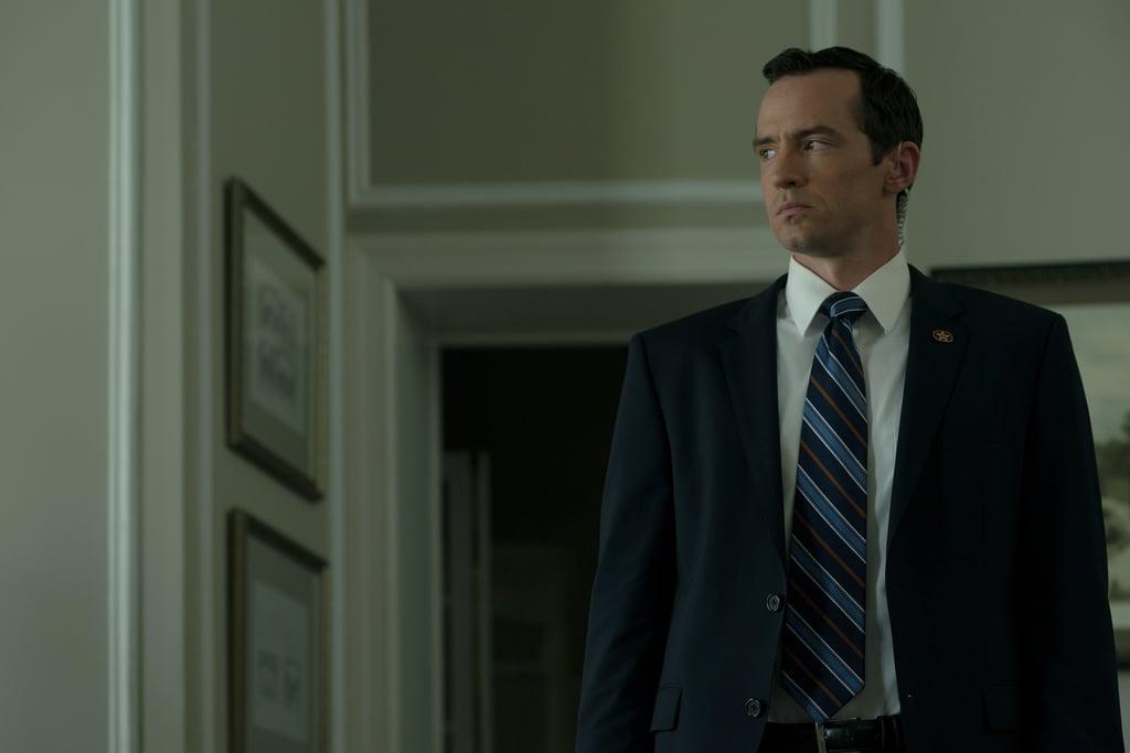 Edward Meechum (Nathan Darrow) on House of Cards. Source: Netflix