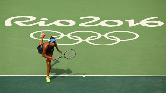 Here's How to Watch The Women's Tennis Singles Finals at the Olympics