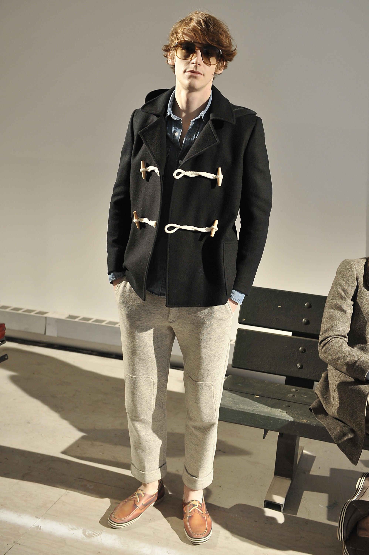 New York Fashion Week: Band Of Outsiders/Boy Fall 2009