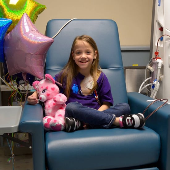 Teacher Donates Kidney to Save First Grader's Life
