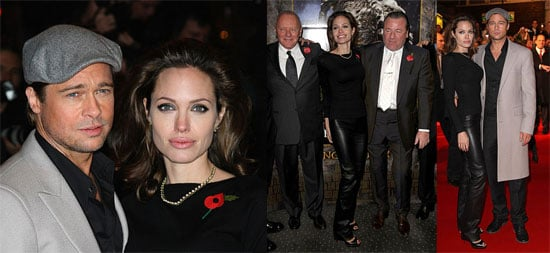 Angelina's Beowulf in London