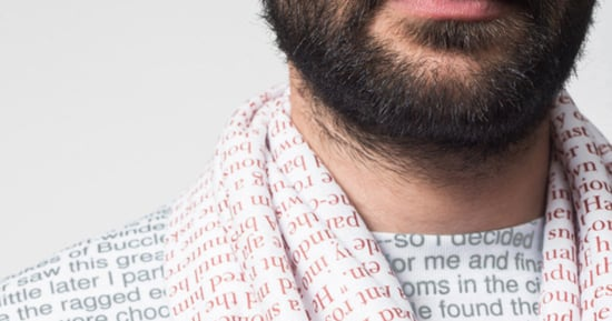 Wear Your Heart All Over Your Sleeve Thanks To This Custom Literary Swag