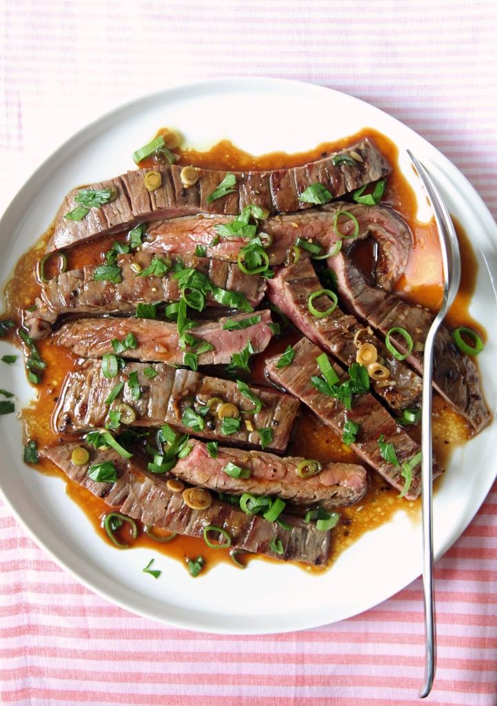 Start With: Grilled Steak