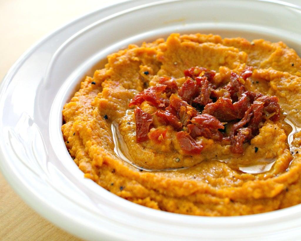 Sun-Dried Tomato Hummus