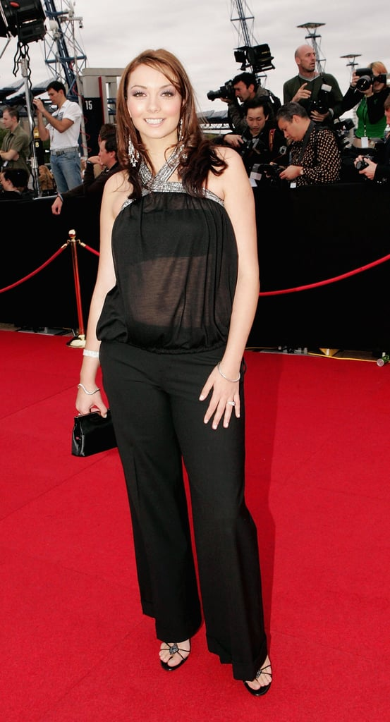 July 2005: Premiere of The Lion King in Melbourne