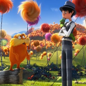 Review of The Lorax Movie For Kids