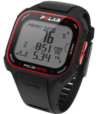 Polar RC3 GPS Heart Rate Monitor