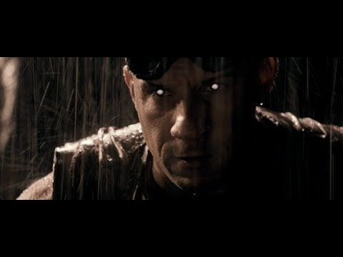 Riddick Extended Red Band Trailer