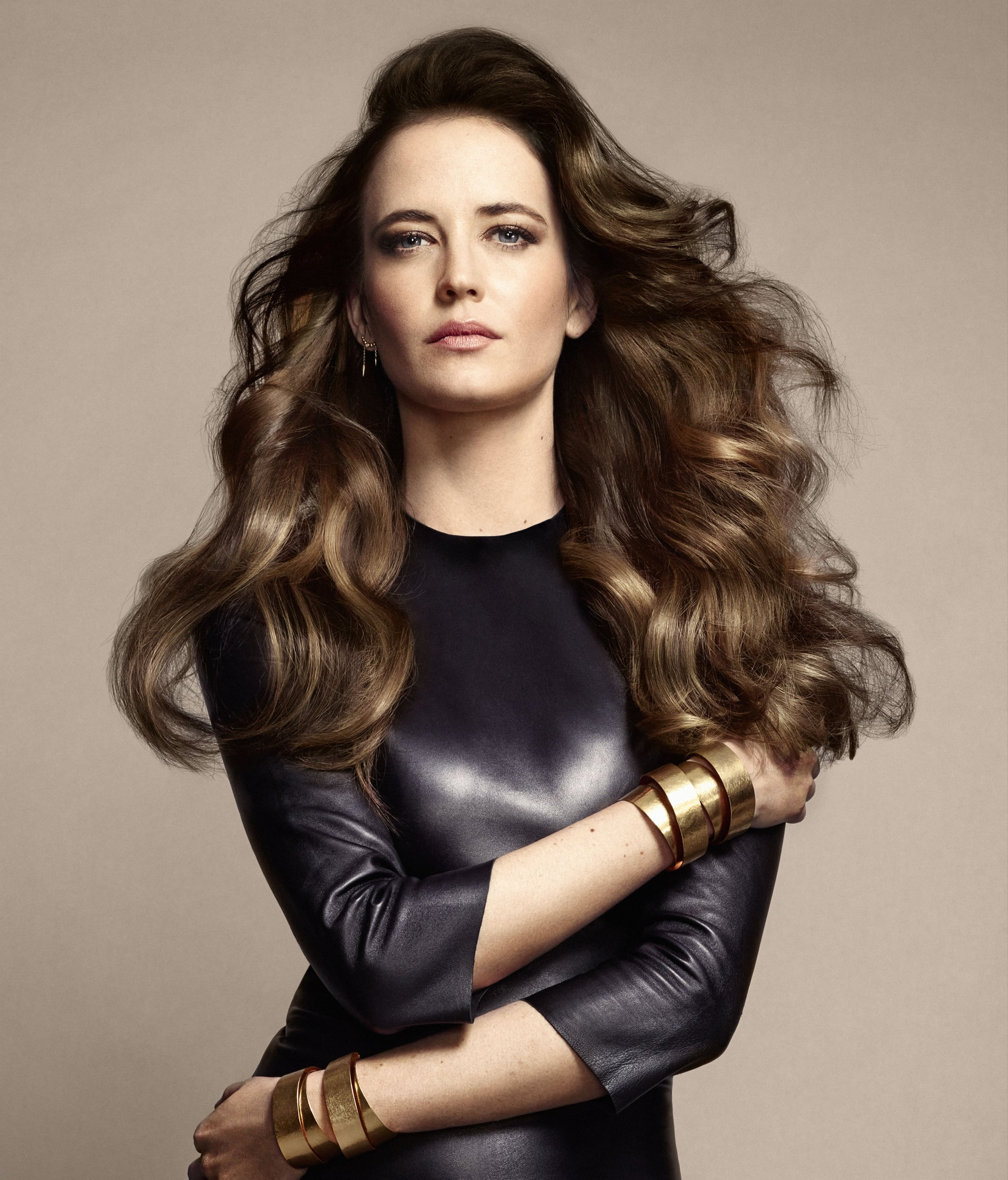 Eva Green, Post-Bronde | Brunettes, Here's How to Test ... Eva Green