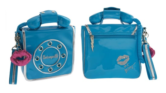 The 'Call Me, Betsey' Phone Satchel